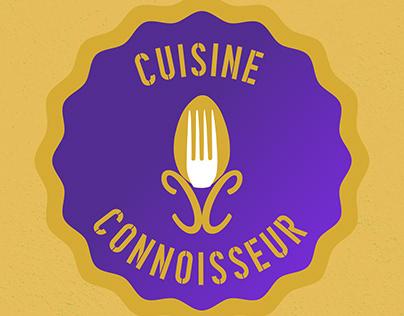 """Cuisine Connoisseur """"Instagram Logo"""""""
