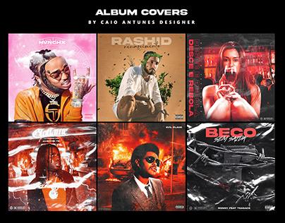 Album Covers Portfolio