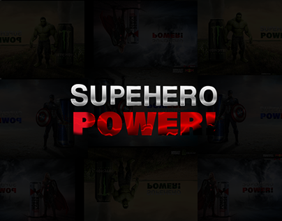 Super Hero Power Camping