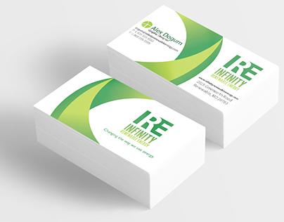IRE - Solar Brand | Visual Identity System