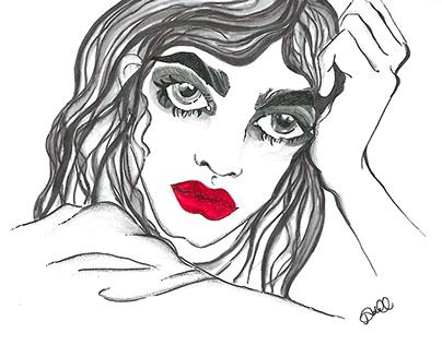 my artwork (drawings, sketches)