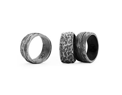 """""""Estudios Escultoricos"""" Rings"""