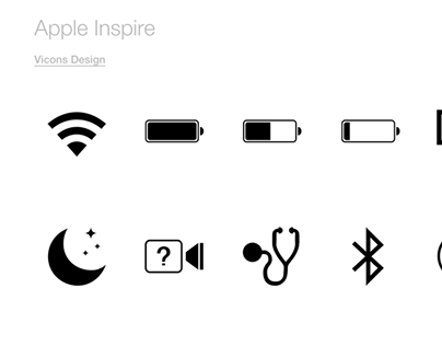 Apple Inspire IconSet