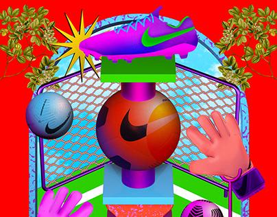 Nike Play New — Visual Arts