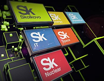 Skolkovo Infographics