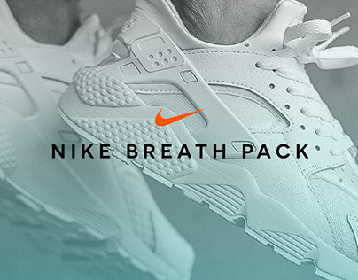 Landing Page | Nike Breath Pack