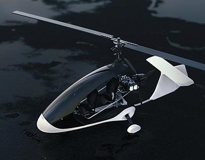 TWISTAIR - Gyroplane