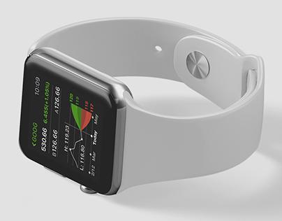 Trader Watch App