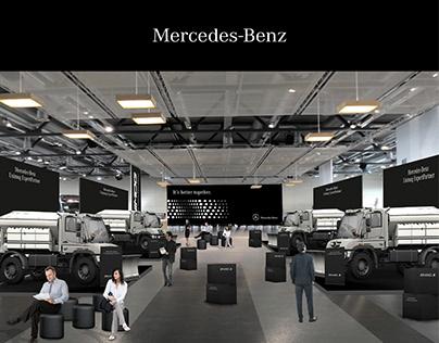 Mercedes-Benz Special Trucks - Kommunikationsdesign
