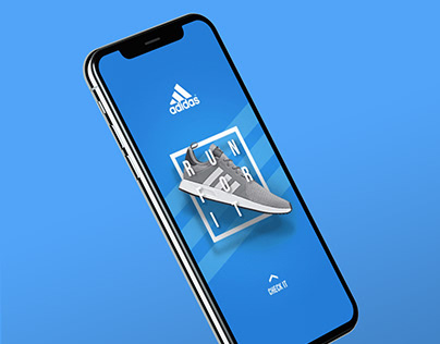 Adidas Instagram Stories