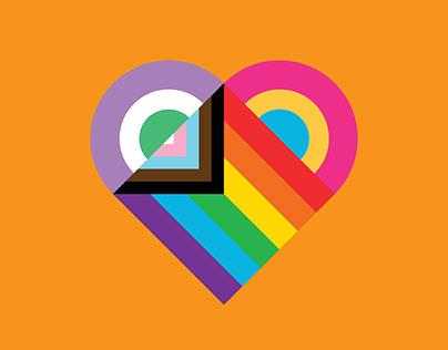 Pride Heart 2019