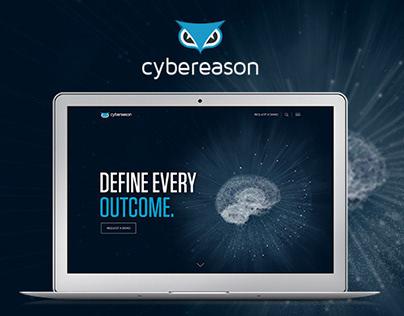 Cybereason - Website Concept Design