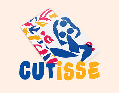Cutisse - Playing cards based on work of Henri Matisse
