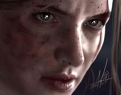 Ellie - Digital Illustration