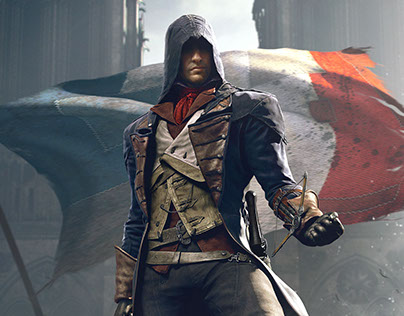 ASSASSIN'S CREED UNITY /// GAMEPLAY PREMIERE TRAILER