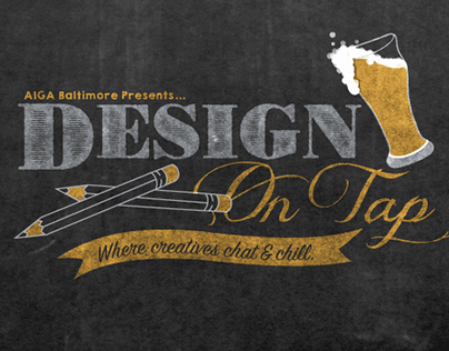 AIGA Baltimore: Design on Tap