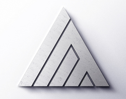 Triangle Logo Design Idea