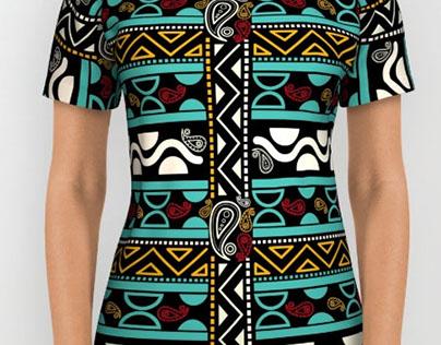 Tribal Ethnic Designs