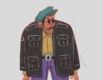 characters illustration 4