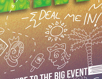 The Big Draw event booklet