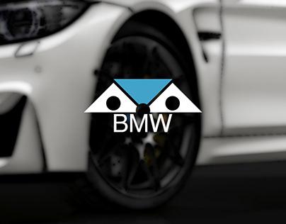BMW Logo - Rebranding