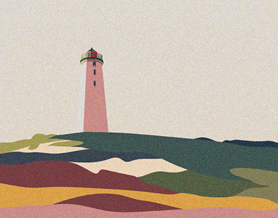 Iceland #02 - Lighthouse
