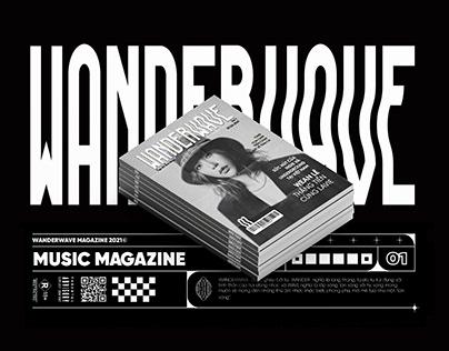 WANDERWAVE MUSIC MAGAZINE