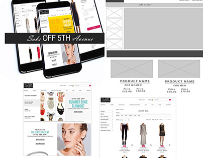 Saks Off Fifth Avenue - PROJECT CASE STUDY