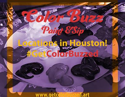 Color Buzz Web Banner Ads (version 2)
