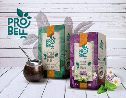 PRO BELL - Packaging Design