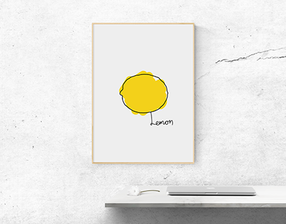 Food poster collection | Part 1 - Fruit