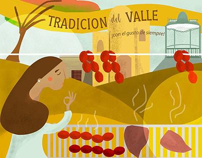 Brandig: Tradición del Valle