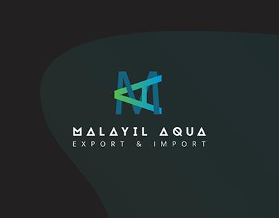Malayil Aqua Branding