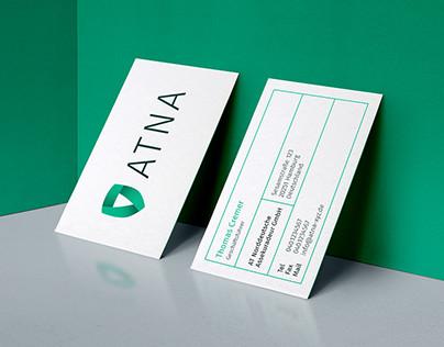 ATNA – Corporate Design & Website