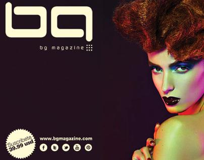 Colaboraciones para BG magazine