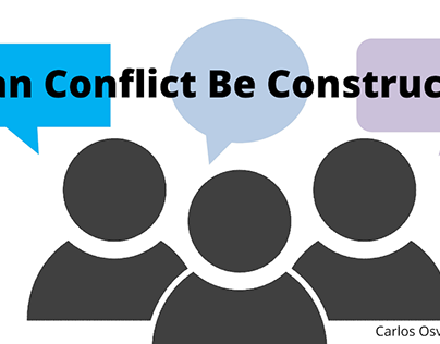 Can Conflict Be Construtive?