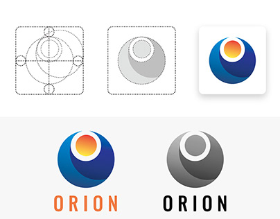 ORION - LOGO DESIGN