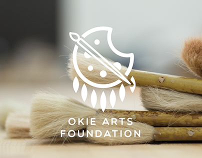 Okie Arts Foundation Logo