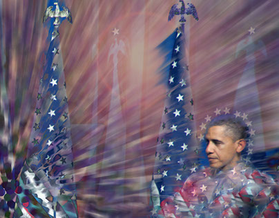 44th Pres for the people Obama © nancy bechtol