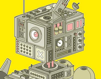 Robot - illustration