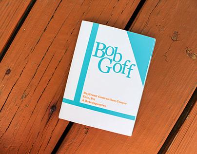 Bob Goff Mailer Pamphlet