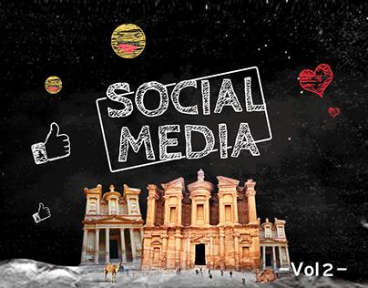 Social Media designs - vol 2 2016