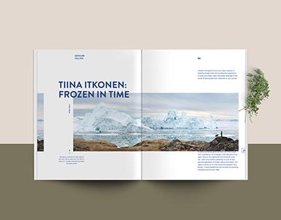 Tiina Itkonen: Frozen in Time