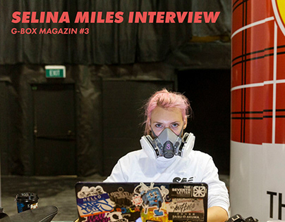 Selina Miles Interview