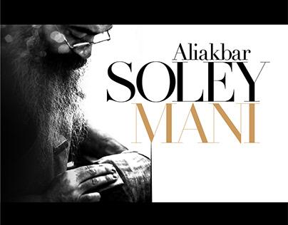 Branding For Mr. A. Soleymani