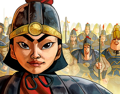 Mulan Joins the Army