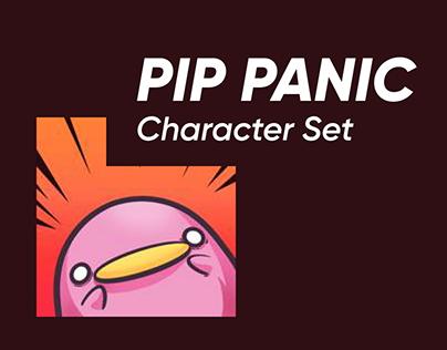 :: Pip Panic ::  Character Animation