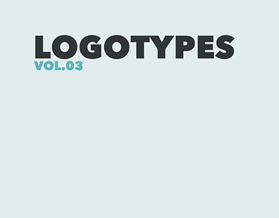 Logotypes vol.03