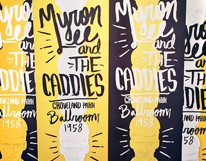 Myron Lee and the Caddies