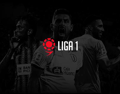 Liga 1 - Rebranding